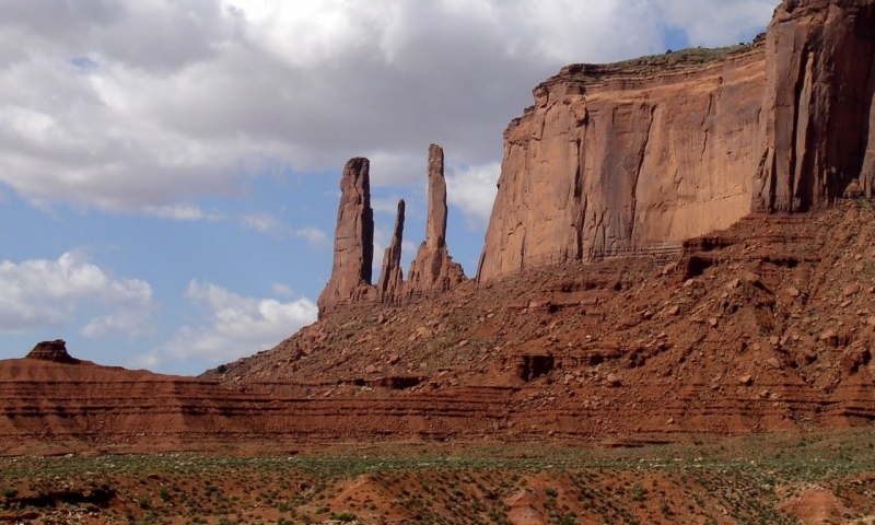 Monument Valley Geology Amp Rock Formations Alltrips