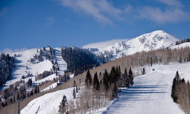 Utah Ski Snowbird And Summer Resort Snowbird