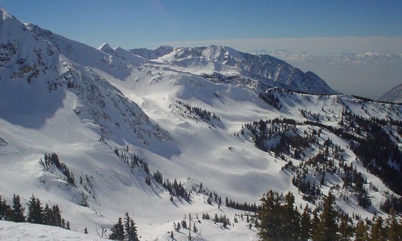 Resorts Terrain Park Ski Park Utah City