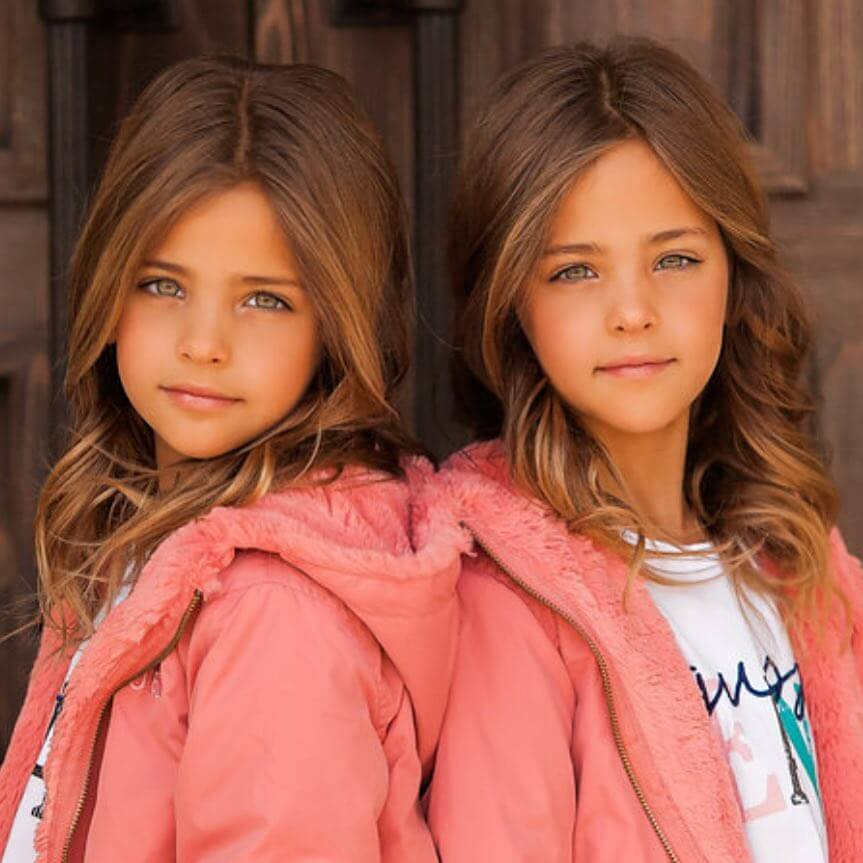 most beautiful twins in the world - 863×863