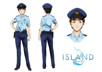 ISLAND Anime Series Has Revealed Two New Cast Members