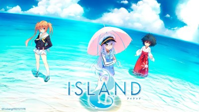 ISLAND Visual Novel's TV Anime, English Release Revealed ...