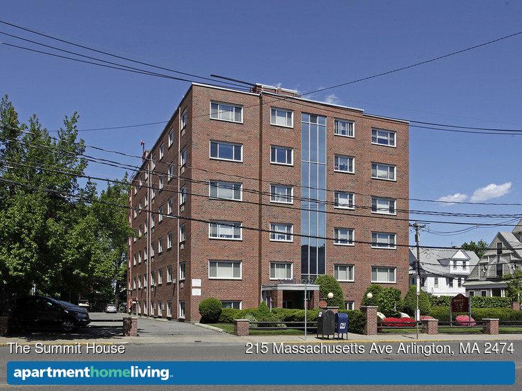 The Summit House Apartments Arlington Ma Apartments For