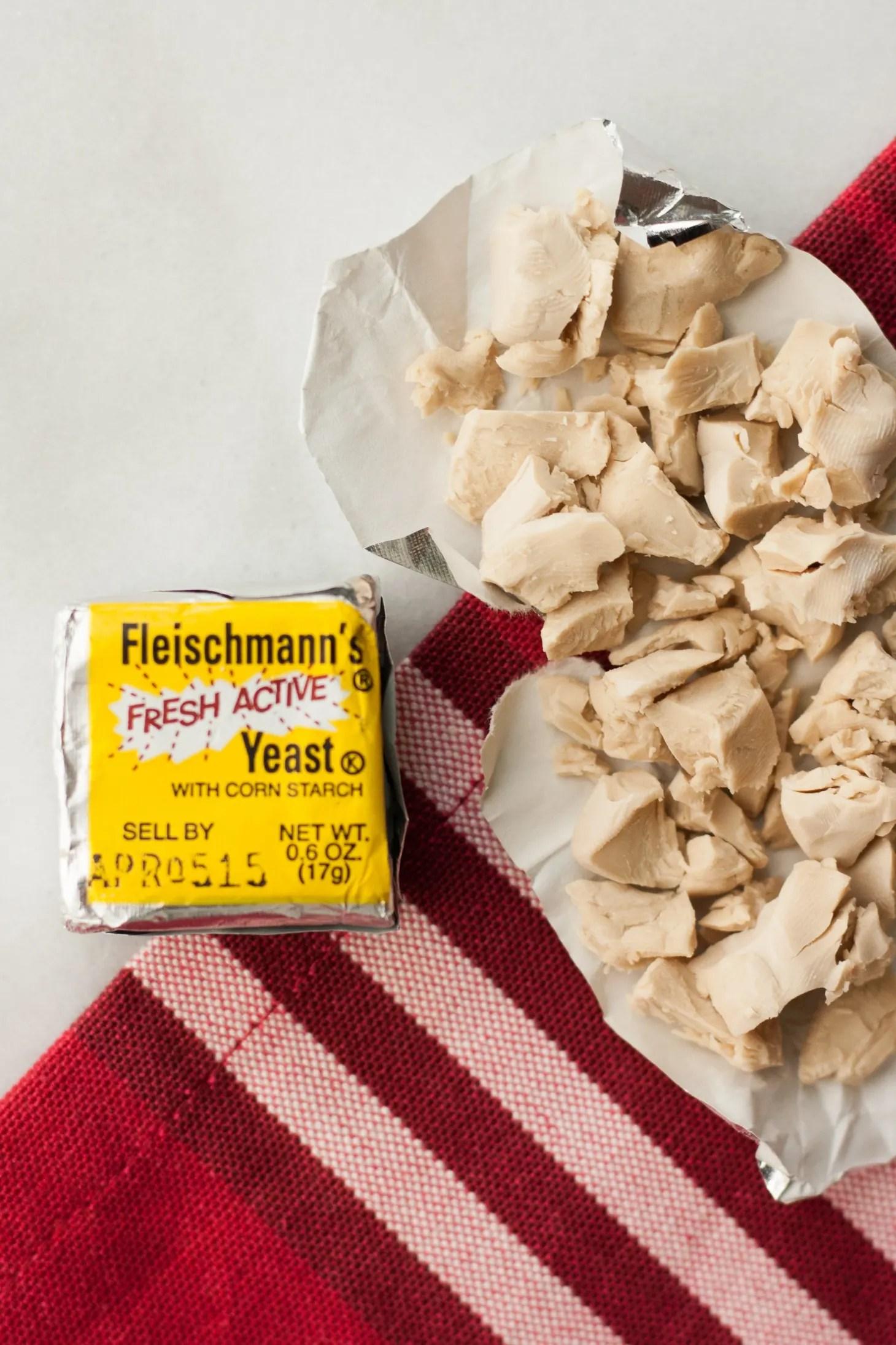 What Fresh Yeast Made
