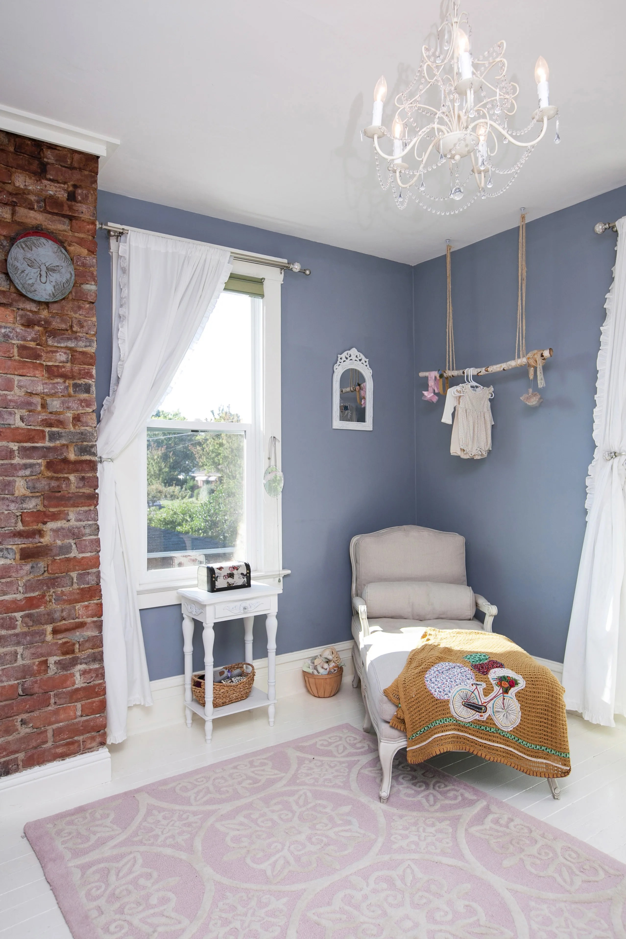 """Finley and Jackson's """"Modern Shabby-Chic"""" Bedrooms ..."""
