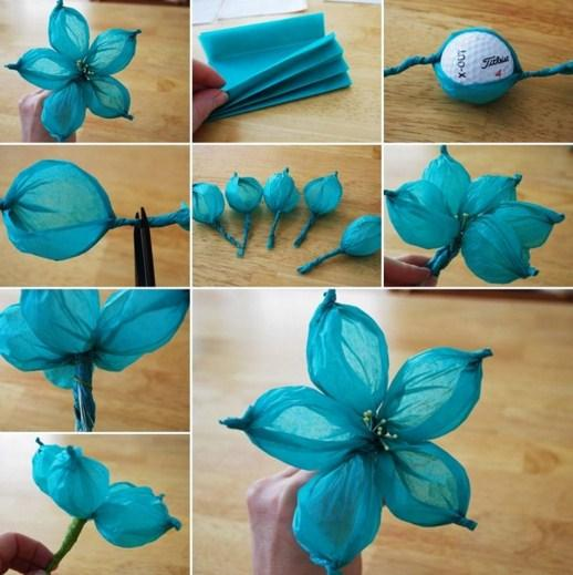 Paper Flower Craft Tutorial 1 3 APK Download   Android Lifestyle Apps     Paper Flower Craft Tutorial 1 3 screenshot 6