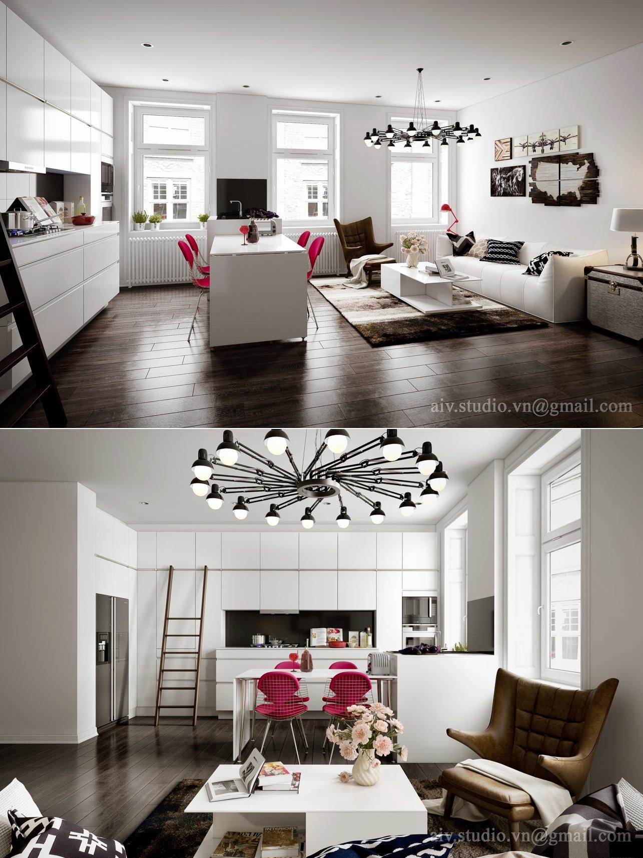Studio Apartment Interiors Inspiration Architecture Amp Design