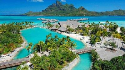 Four Seasons Resort Bora Bora, French Polynesia ...
