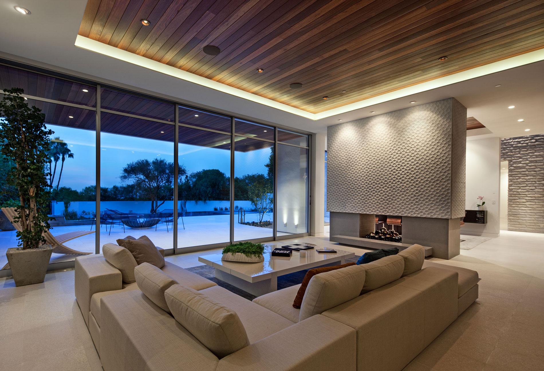 Stunning Estate On Sunset Strip Architecture Amp Design