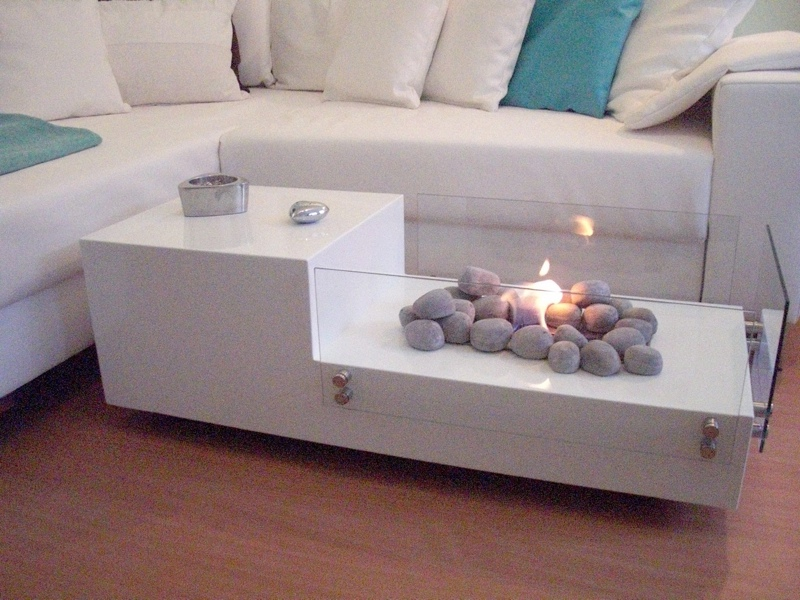 20 Uniquely Designed Beautiful Coffee Tables