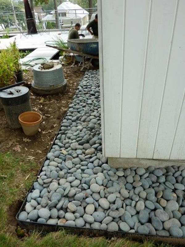 Landscaping Stones And Pebbles