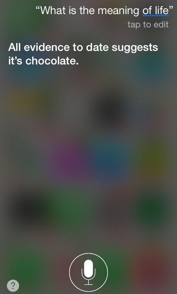 45 Hilariously Honest Answers From Siri To Uncomfortable