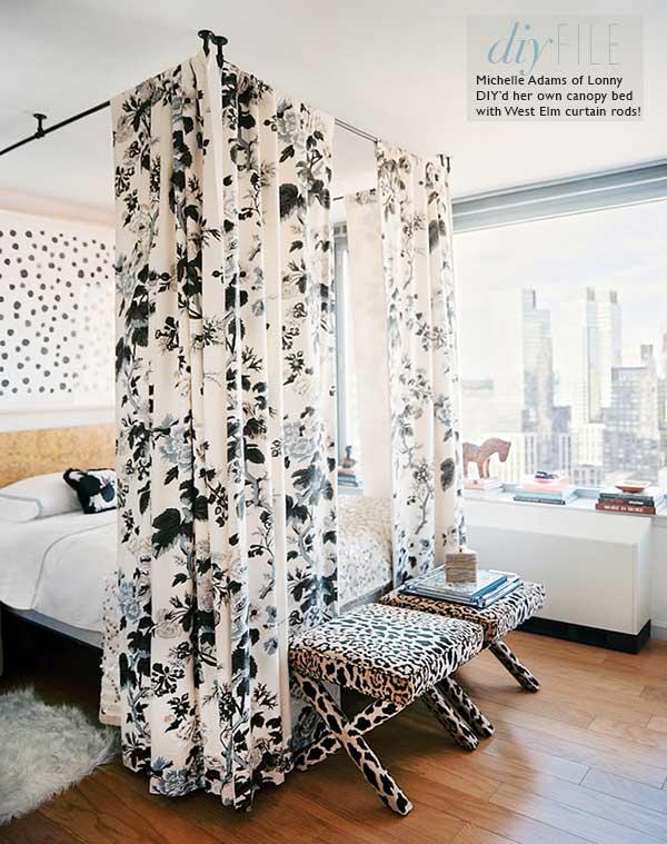 20 Magical Diy Bed Canopy Ideas Will Make You Sleep