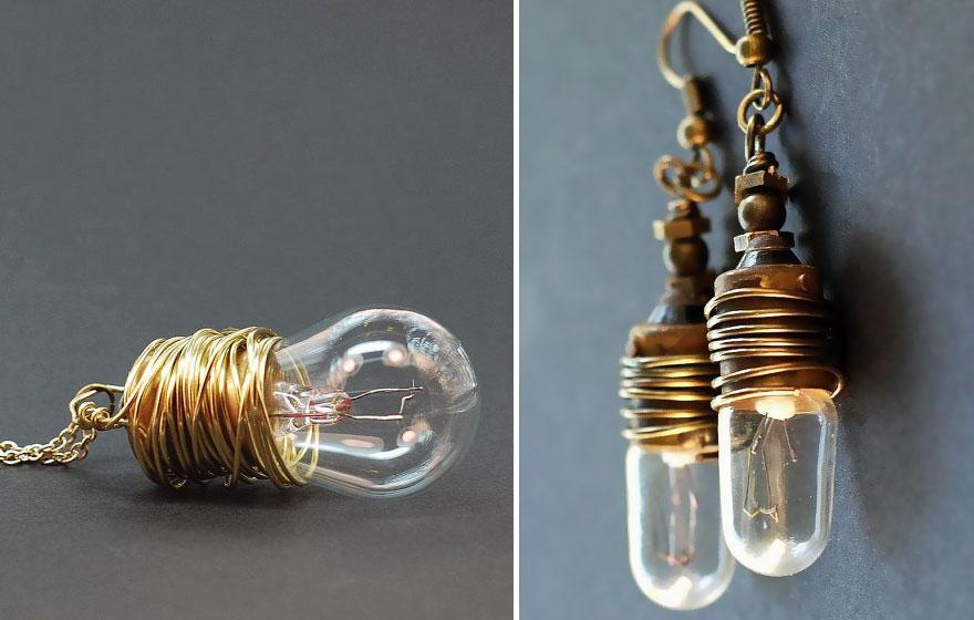 Recycle Light Bulbs