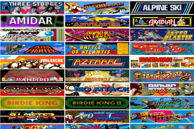 Internet Archive offers 900 classic arcade games for browser based     Article intro image