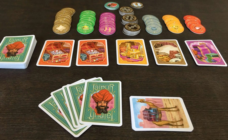 Table for two  Our favorite two player board games   Ars Technica Enlarge