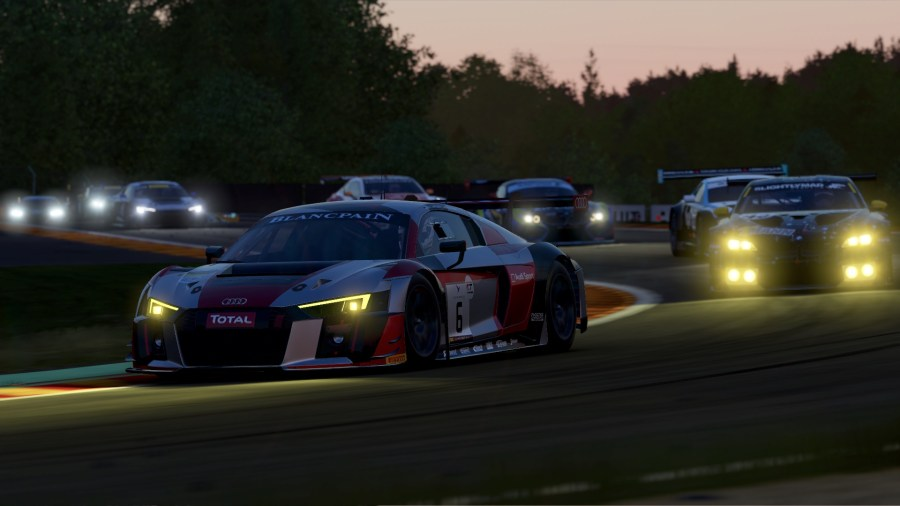 Project Cars 2 reviewed  It s good  but don t expect it to be easy     What you re looking at in a corner is also vitally important  Just like  racing a real car  keeping your focus as far down the road as possible is  critical