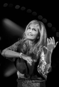 Dalida In 1985 - Photographic Print For Sale