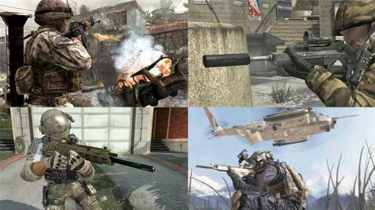 The 10 Best  Call Of Duty  Guns of All Time