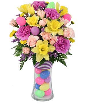 Easter Flowers Cleveland Heights  OH   DIAMOND S FLOWERS Easter Parade Bouquet in Cleveland Heights  OH   DIAMOND S FLOWERS