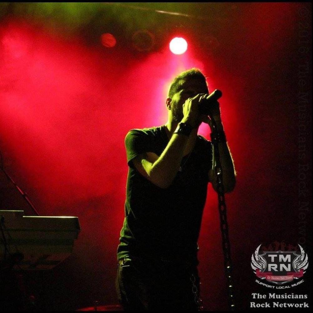 Marilyn Manson Mic Stand
