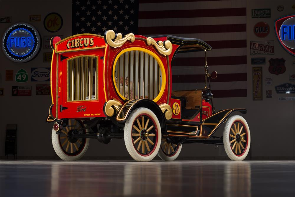 1915 Ford Model T Circus Wagon 178579