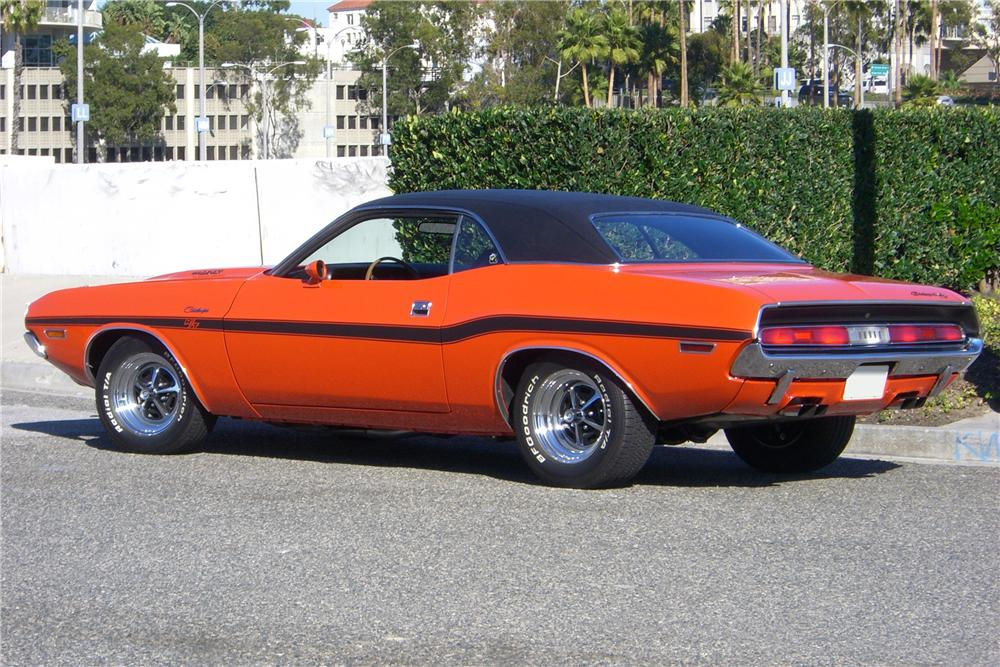 1970 Dodge Challenger R T Coupe 96652