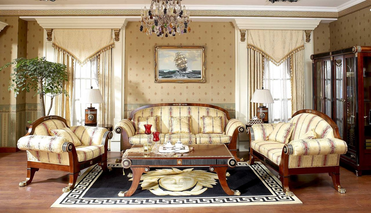 Victorian Style Living Room Ideas