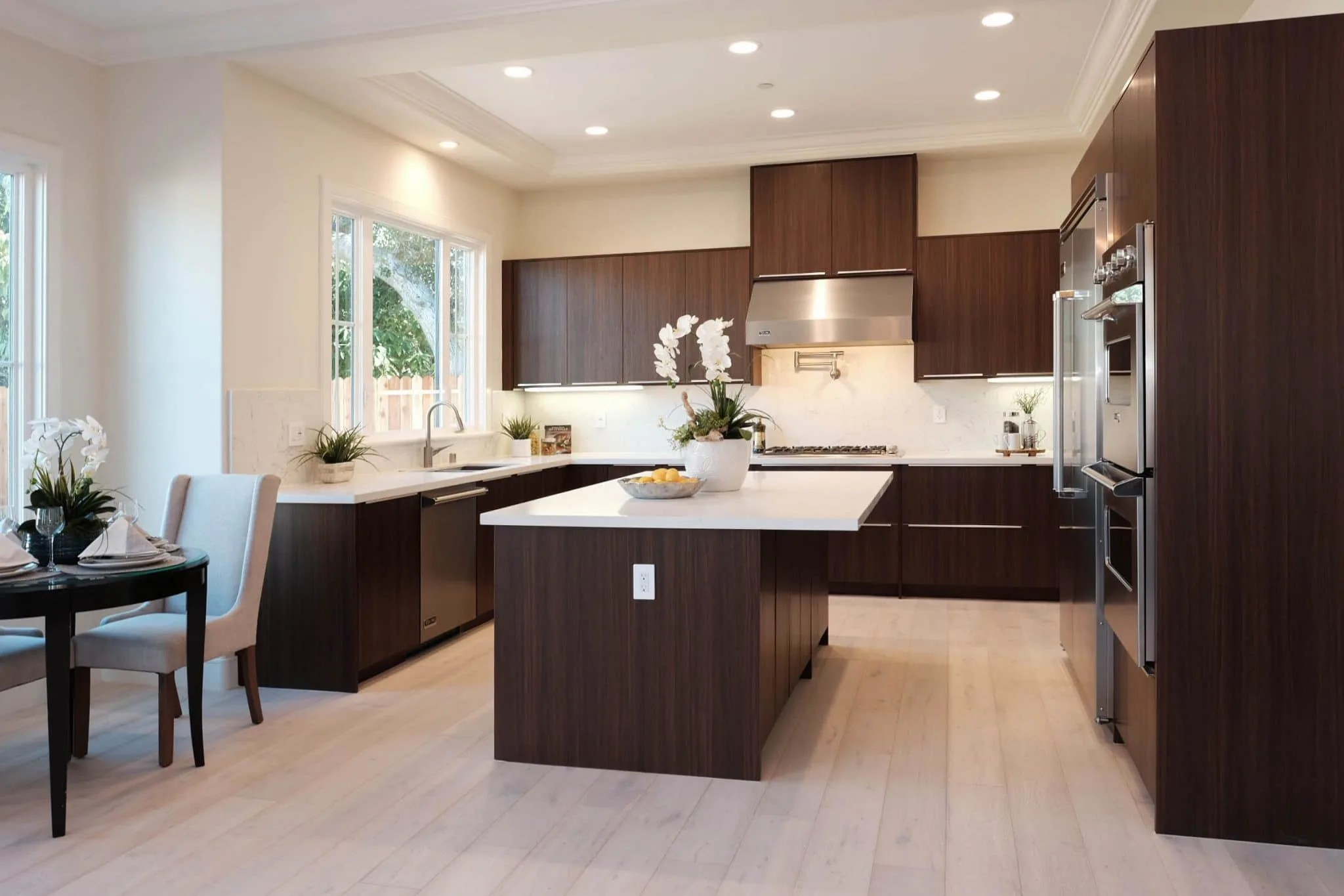 Best Kitchen Gallery: Everything About Slab Cabi Doors Aka European Style Cabi S of Cocoa Kitchen Cabinets on rachelxblog.com