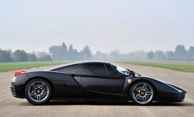 Restored Ferrari Enzo that was cut in half sells for $1.75 ...