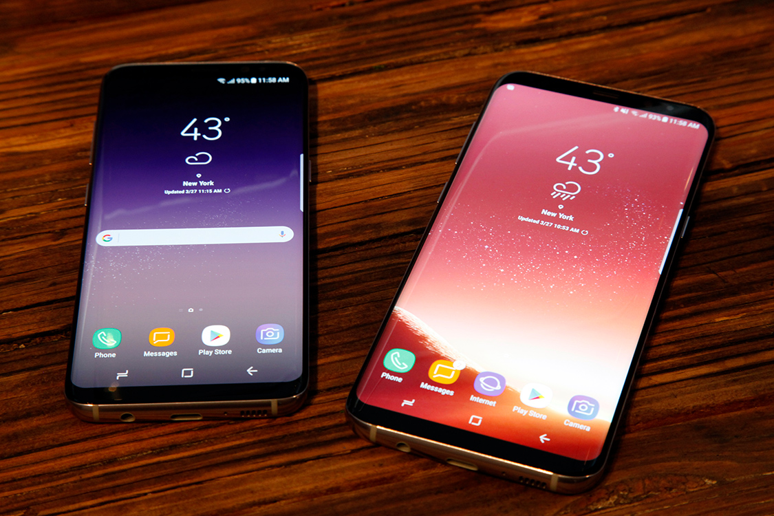 When it comes to the Galaxy S8's battery life, there's ...