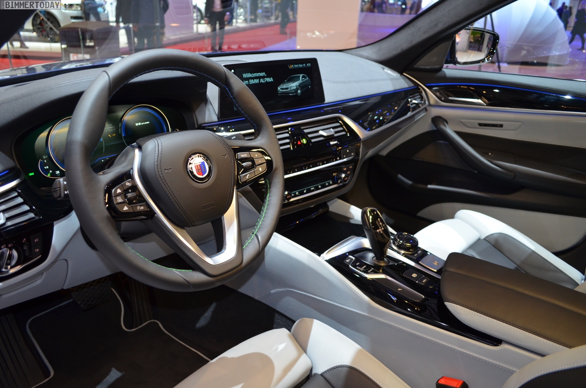Bmw 2018 7 Series Interior