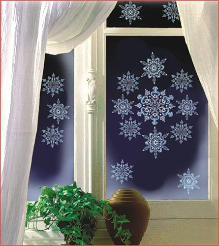 Cara mempercepat kepingan salju di jendela: 7 cara sederhana