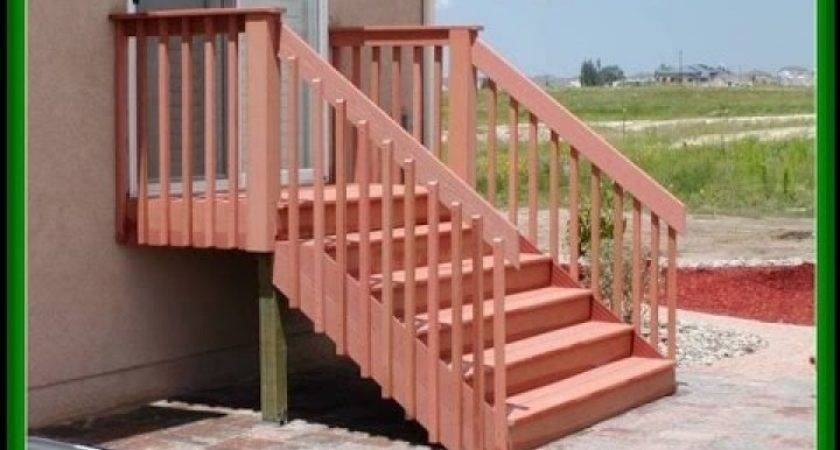 25 Best Photo Of How To Make Stair Rails Ideas Homes Decor | Lowes Exterior Stair Railing | Railing Systems | Stair Parts | Stair Treads | Lowes Com | Wrought Iron