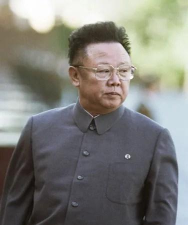 Kim Jong Il | Biography & Facts | Britannica.com