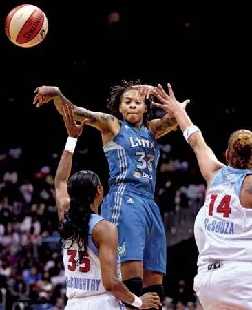Women's National Basketball Association | History & Teams ...