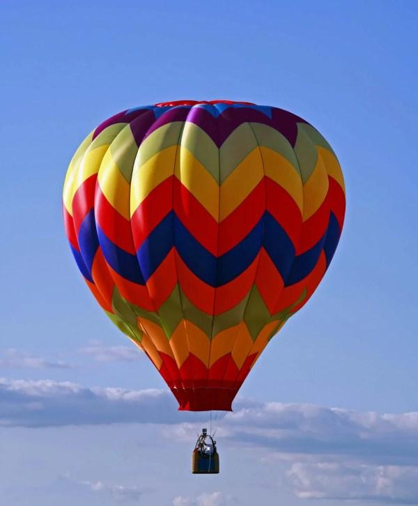 hot air balloon # 20