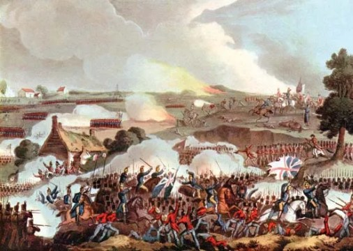 War   Britannica com Battle of Waterloo