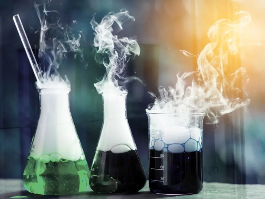 Science Chemical Reactions
