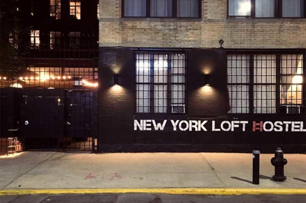Exclusive New York Loft Hostel In East Williamsburg Is