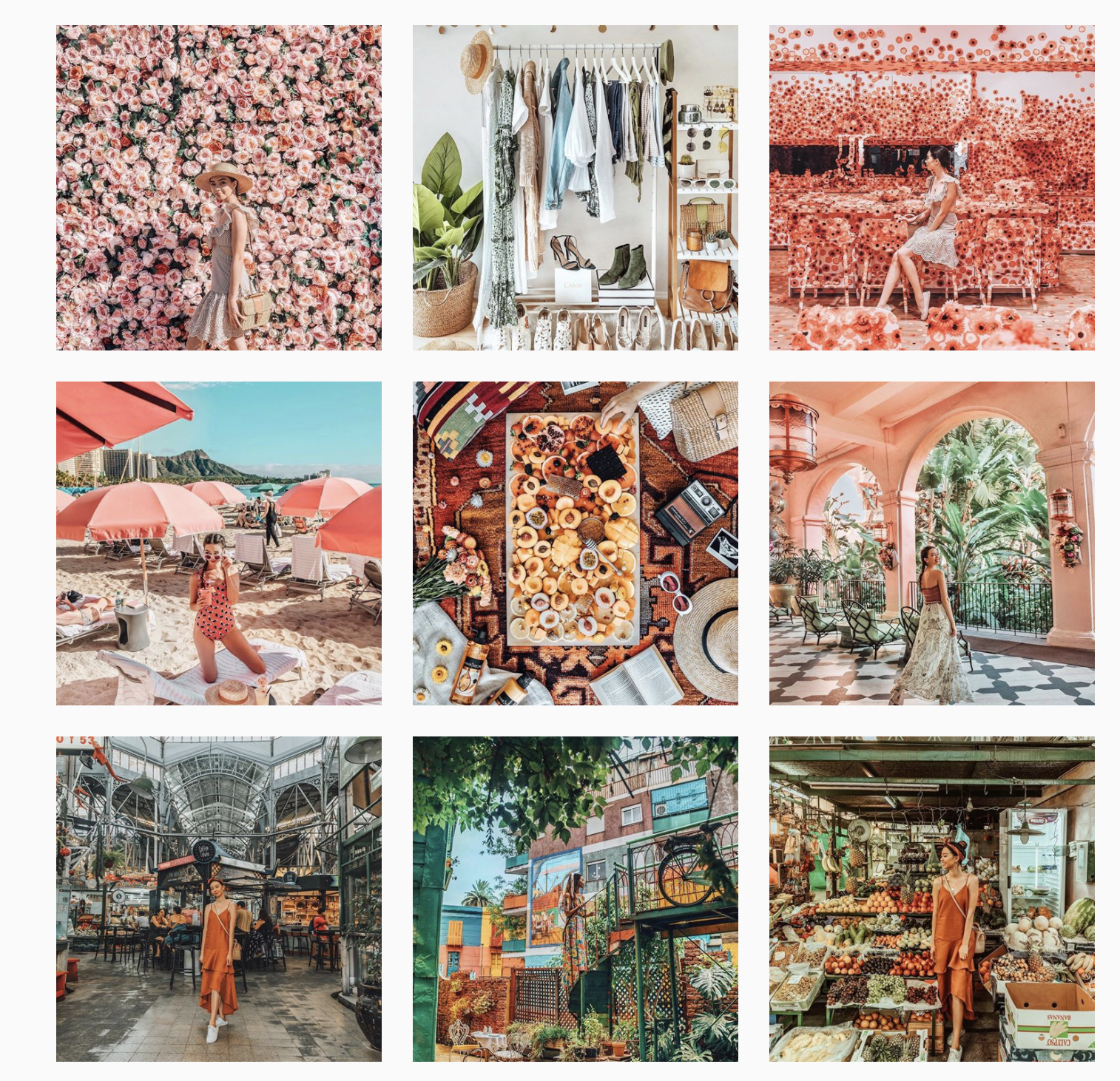 9 Brilliant Instagram Feed Ideas That Can Make Your Profile Standout - Business 2 Community