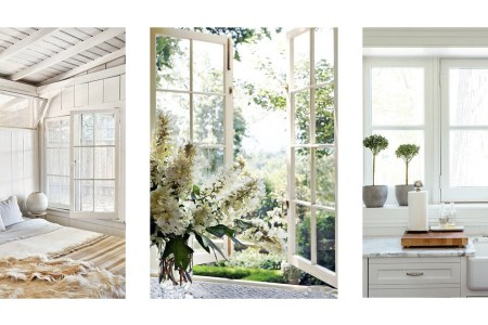 10 Design Trends You ll See in 2018 casement windows with plants and flowers