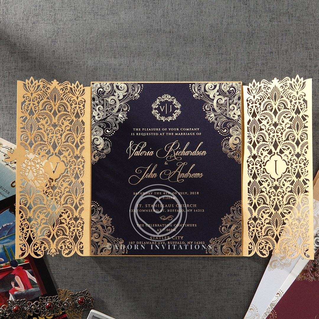Cheap Marriage Invitation Cards