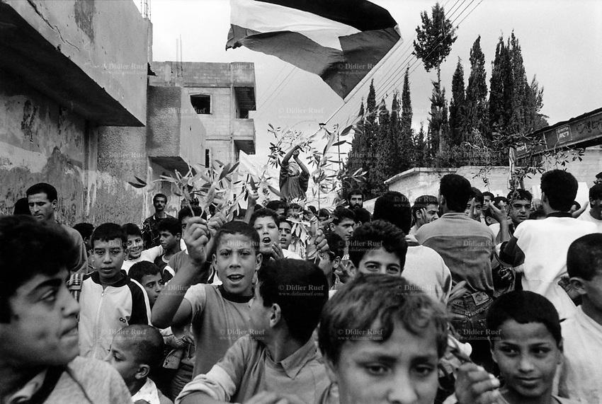 Nablus City Black People