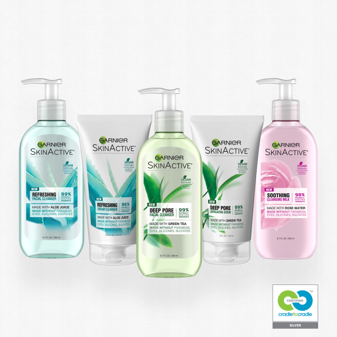 Garnier Skin Care Products