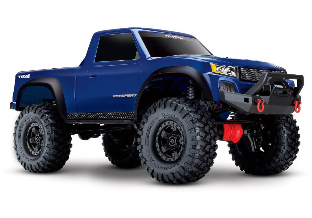 Traxxas Rc Trucks Waterproof