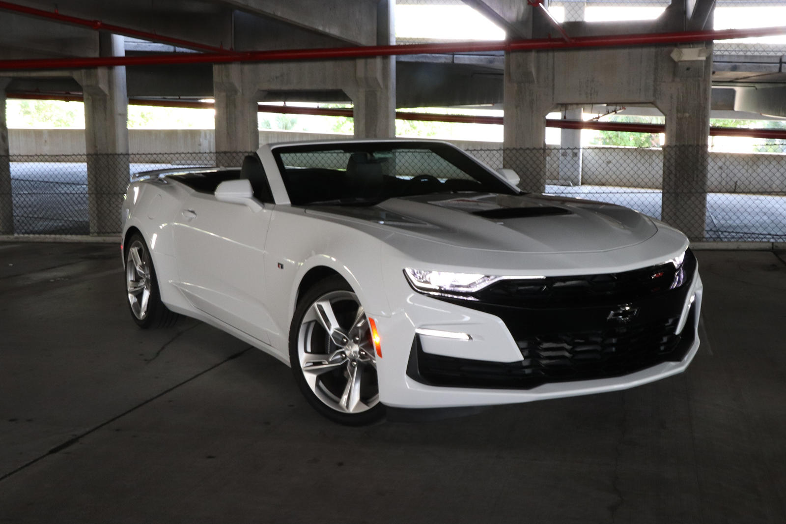 2019 Chevrolet Camaro Convertible Review, Trims, Specs and ...