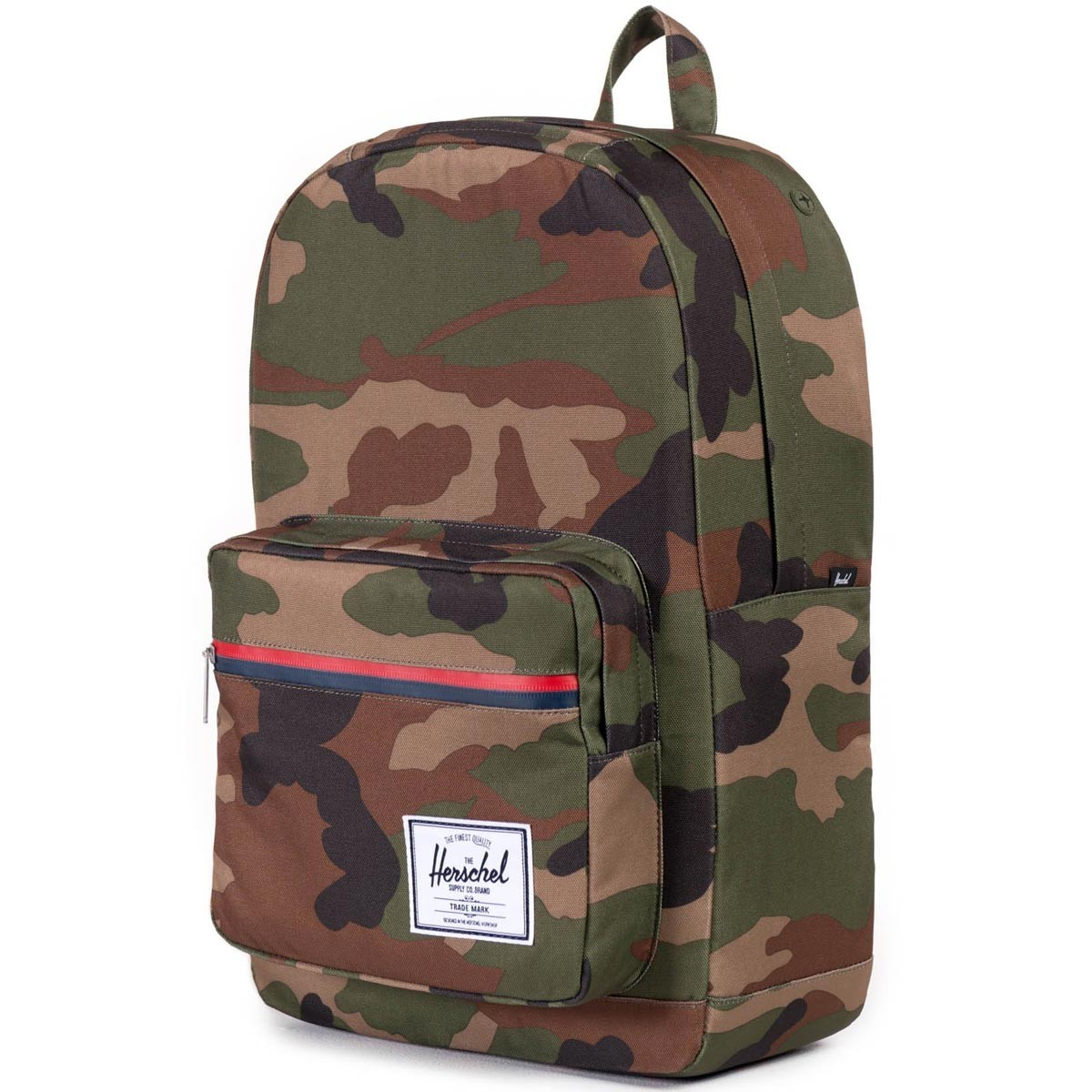 Herschel Pop Quiz Backpack - Camo