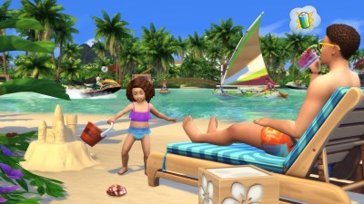 The Sims 4 - Island Living Expansion Pack PC CD Key, Key ...