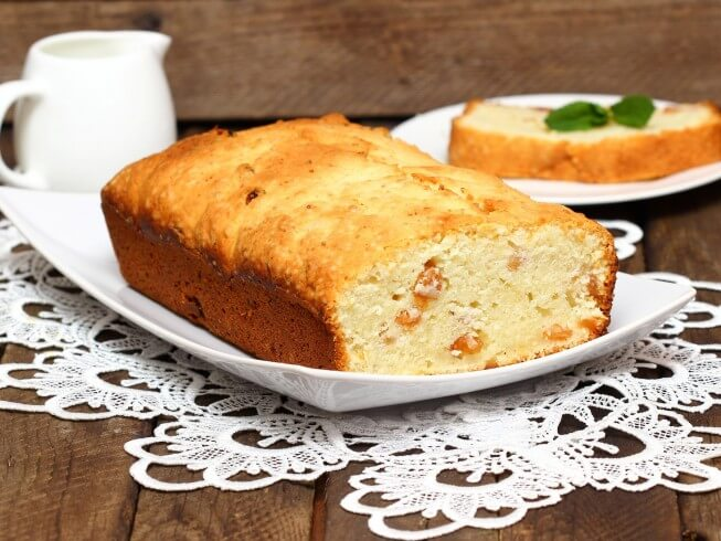 Cake Mix Banana Bread Recipe   CDKitchen com photo of Cake Mix Banana Bread